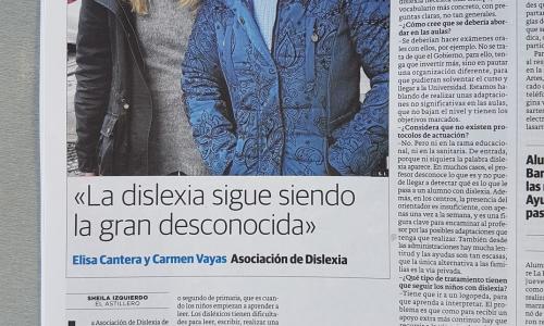 Entrevista del Diario Montañes