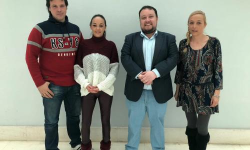 Reunión con Ciudadanos Cantabria